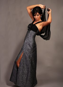 Evening gown Hekate