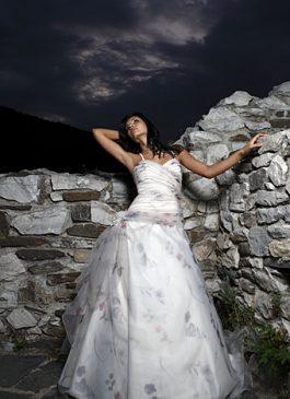 Bridal dress Sybilla