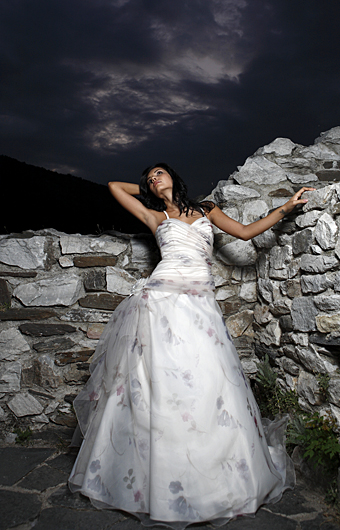 Bridal dress Sybilla