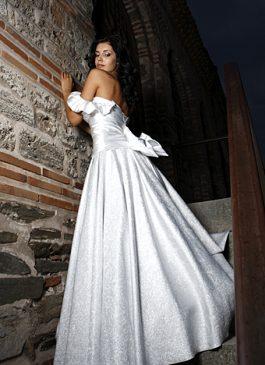 Bridal dress Persaphona