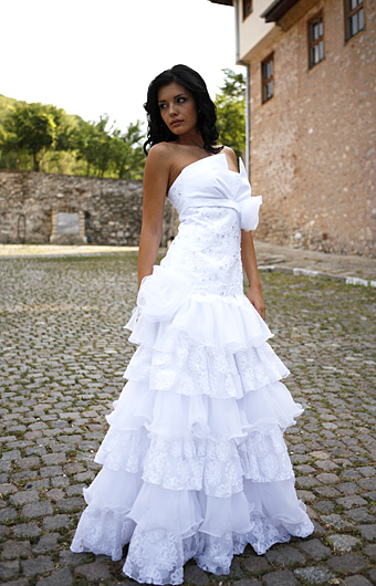 Bridal dress Artemida