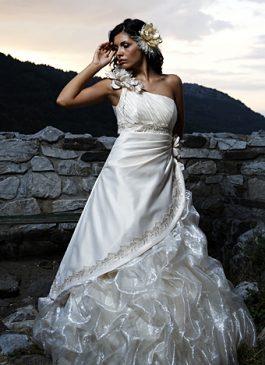 Bridal dress Hestia
