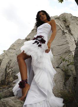 Bridal dress Ninphe