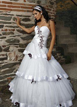 Bridal dress Mellia