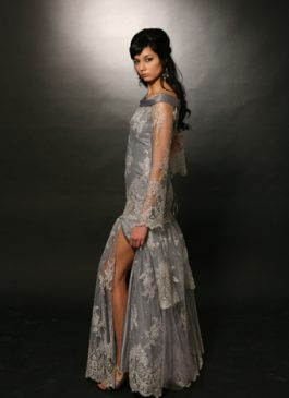 Evening gown 275