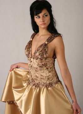 Evening gown 198