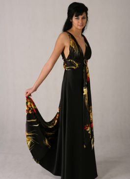 Evening gown 212
