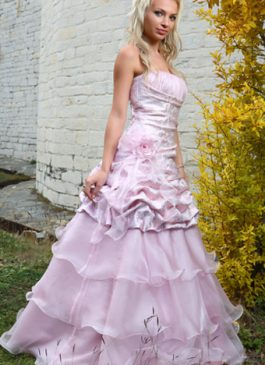 Evening gown 514