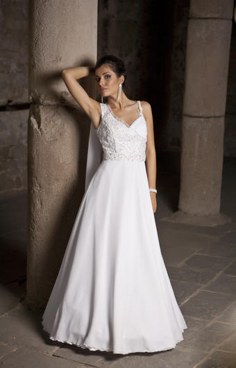 Bridal dress ws13f1