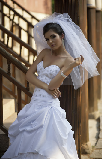 Bridal dress ws13f3