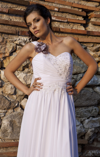Bridal dress ws13f4
