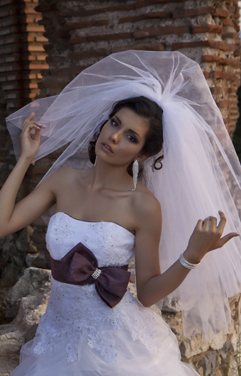 Bridal dress ws13f5