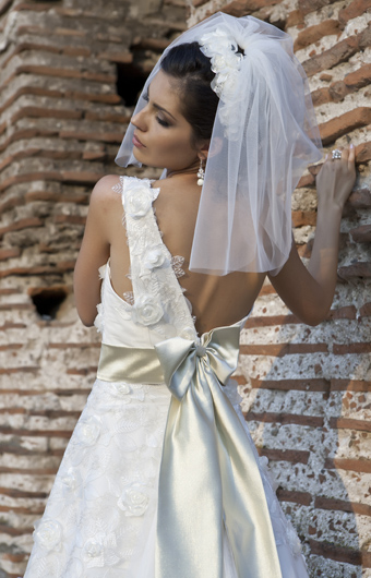 Bridal dress ws13f6