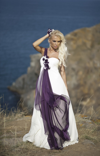 Bridal dress ws13f7
