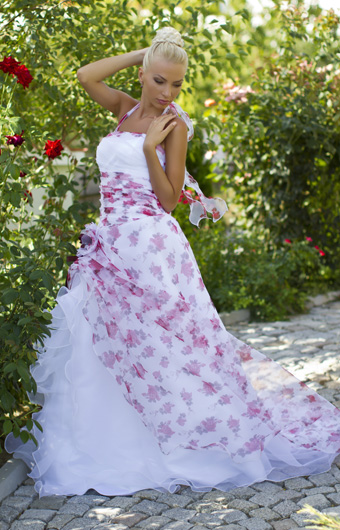 Bridal dress ws13f10