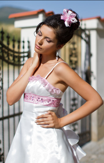 Bridal dress ws13f11