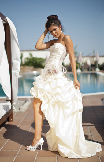 Bridal dress ws13f17