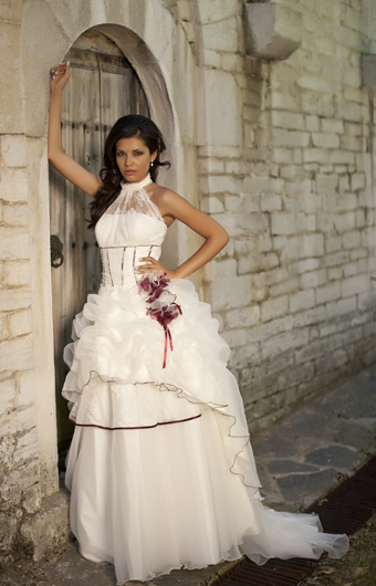 Bridal dress ws13f25