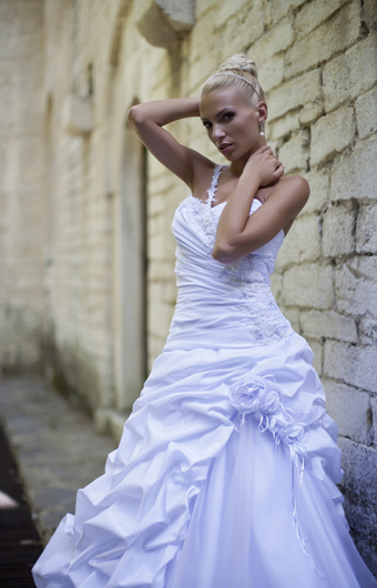 Bridal dress ws13f28