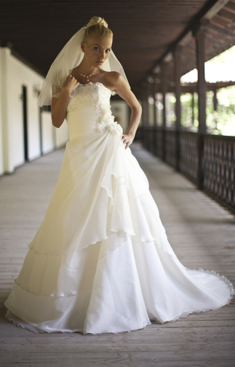 Bridal dress ws13f29