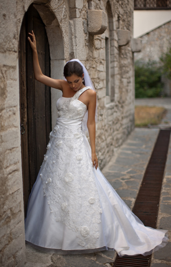 Bridal dress ws13f33
