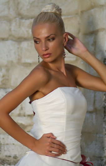 Bridal dress ws13ws13