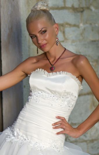 Bridal dress ws13ws13d
