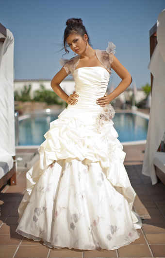 Bridal dress ws13e