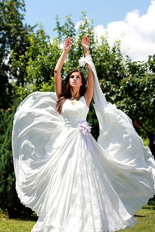 Bridal dress Lylum