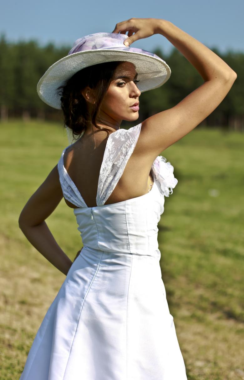 Bridal dress Gardenya