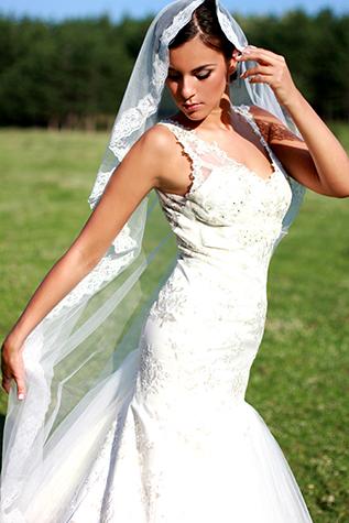 Bridal dress Gladiola