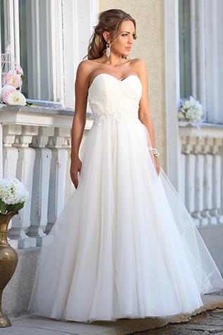 Bridal dress ss14fm02