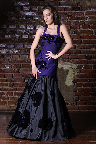 Evening gown SS14ev02