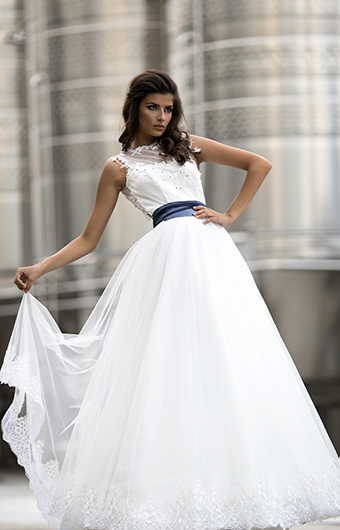 Bridal dress Libra