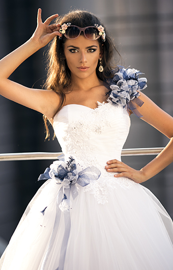 Bridal dress Carinа
