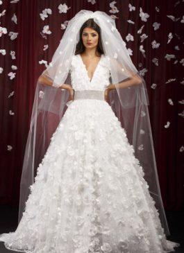 Bridal dress Jynewra