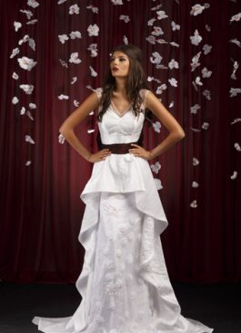 Bridal dress Isida