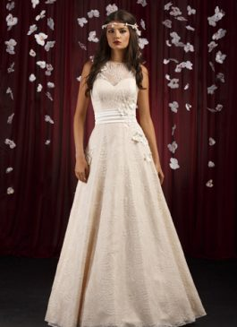 Bridal dress Pilay