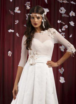 Bridal dress Mavu