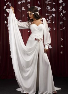 Bridal dress Shacty