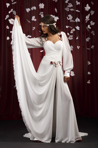 Bridal dress Shacty