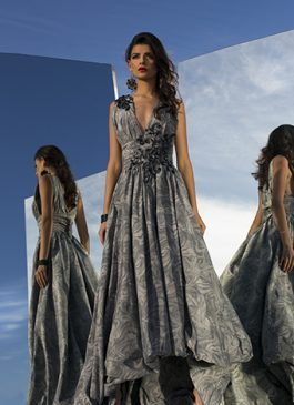 Evening gown 2344