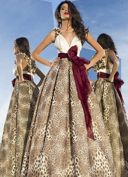 Evening gown 2504