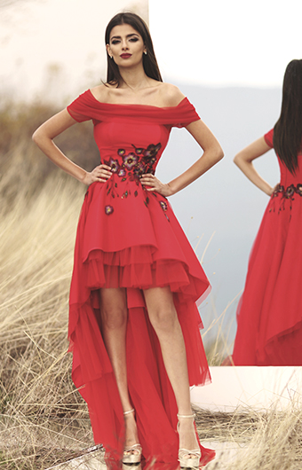 Evening gown 3340