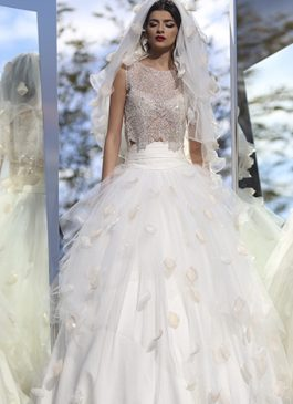 Bridal dress alexandra 2015