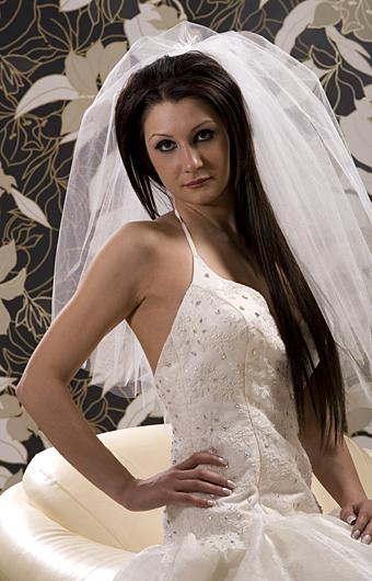 Bridal dress Dymonte