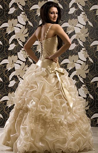 Bridal dress Gardenia