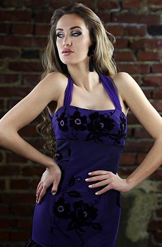 Evening gown SS14ev02