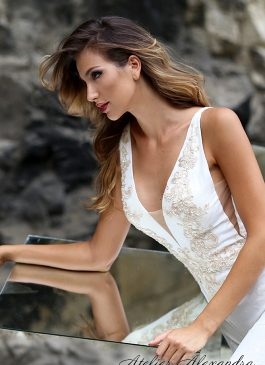 Bridal dress Love