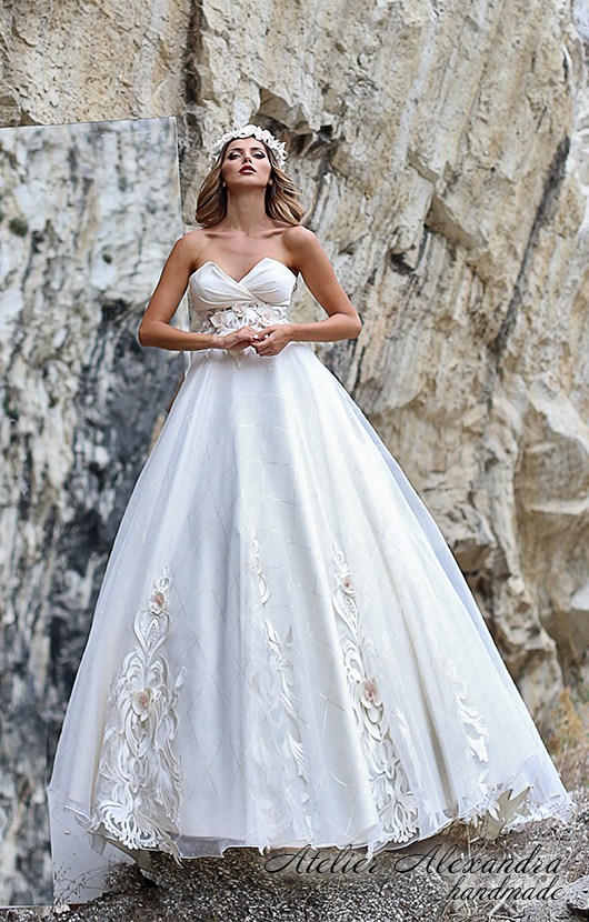 Bridal dress Emotion